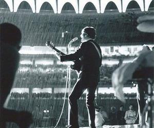 john lennon, concert, and the beatles image