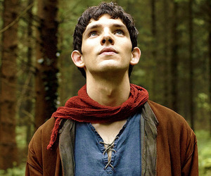merlin and colin morgan image