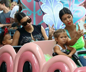 north, kardashian, and kimkardashianwest image