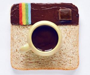 instagram, food, and art image