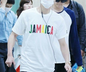 airport, handsome, and chanyeol image