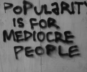 popularity, grunge, and quotes image