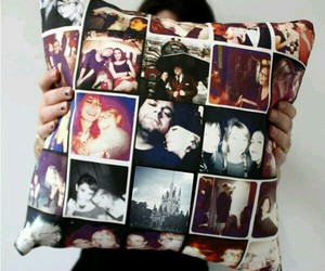 pillow and instagram image