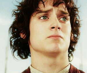 elijah wood, frodo, and the lord of the rings image