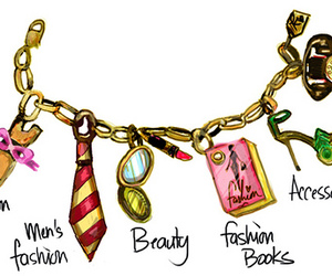 accessories, b, and charm bracelet image
