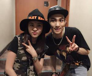 dara, key, and 2ne1 image