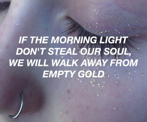 aesthetic, gold, and grunge image