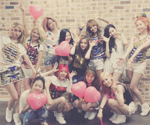 snsd, red velvet, and girls generation image