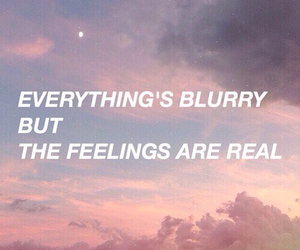 aesthetic, clouds, and poetry image