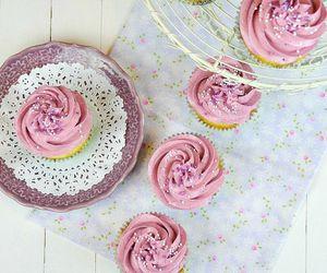 beautiful, cupcake, and dulce image