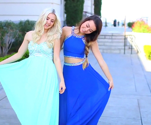 dress, sierra furtado, and best friend goals image
