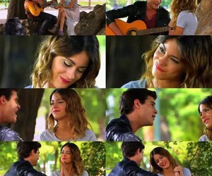 violetta and diego image
