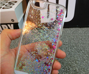 case, fashion, and glitter image