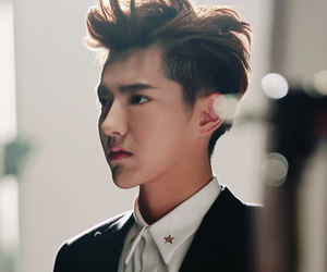 kris, exo, and handsome image