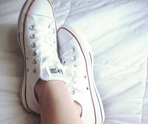 all star, converse, and fashion image