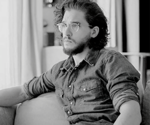 kit, got, and game of thrones image