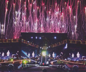 one direction, fireworks, and otra image