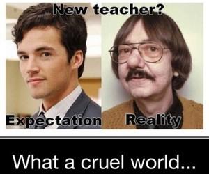 pll, pretty little liars, and teacher image