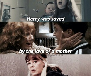 harry potter, mother, and potter image