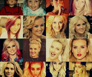 perrie edwards, pezz, and little mix image