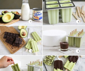 avocado, cool, and creamy image