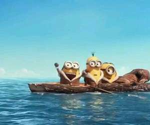 minions, movies, and water image