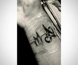 tatto and a image