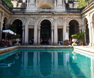pool, rio de janeiro, and travel image