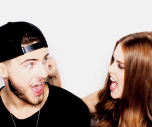 holland roden, teen wolf, and cody christian image