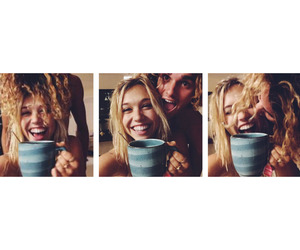 couples, alexis ren, and love image