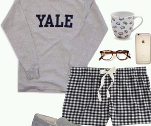 fashion, preppy, and outfit image