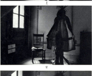 Darkness, boogeyman, and photography image