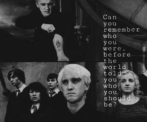draco and malfoy image