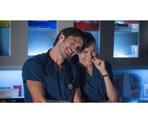 doctors, smile, and tv series image