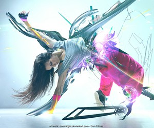 breakdance and dance image