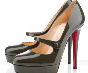 christian louboutin, christian louboutin shoes, and ysl shoes image