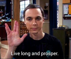 big bang theory, funny, and sheldon image