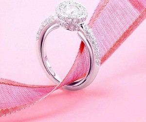 accessories, diamond, and engagement image
