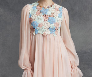 dress, look, and outfit image