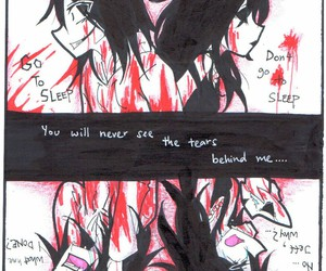 creepypasta, jeff the killer, and jane the killer image