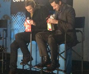 interview, lee pace, and richard armitage image