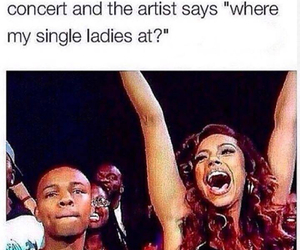 funny, concert, and lol image