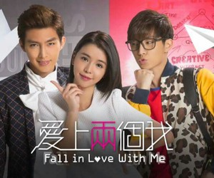 aaron yan, drama, and fall in love with me image