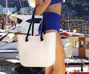 Blanc, plage, and style image