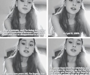 ariana grande and love image