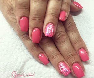 nails, naildesigns, and gelnails image