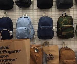 grunge and bag image