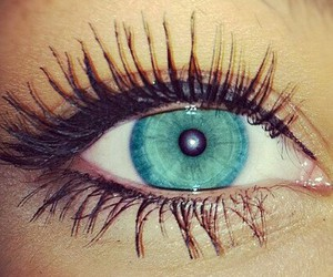 blue, eyes, and pretty image