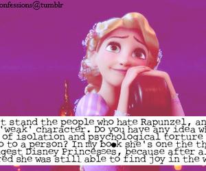 beautiful, rapunzel, and princess image