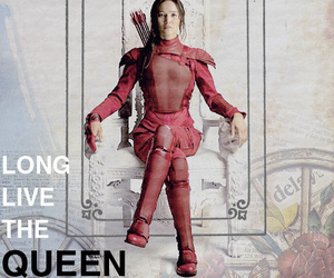 katniss and mockingjay part 2 image